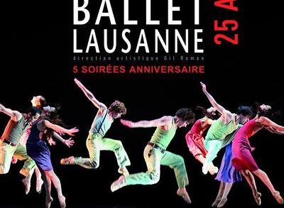 Le Béjart Ballet Lausanne fête ses 25 ans à Paris en avril