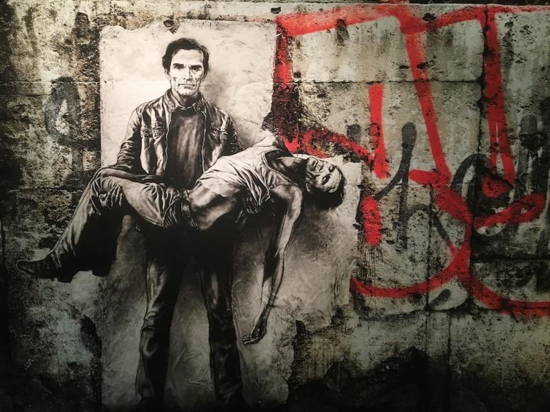 """Ecce homo"", quand Pier Paolo Pasolini montre son propre corps assassiné."