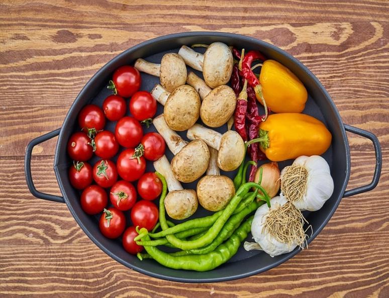 Faire pousser des fruits et des légumes au naturel, c'est forcément meilleur pour l'équilibre naturel. (C) Engin Akyurt