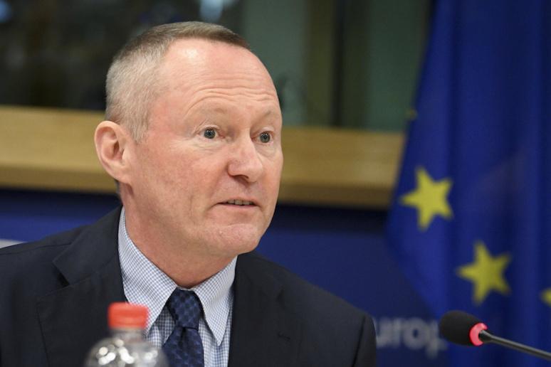 Michael O'Flaherty, directeur de l'Agence des droits fondamentaux de l'Union européenne. Photo : Parlement Européen
