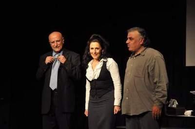 Sur la scène de l'inconscient! Photo (C) Ibrahim Chalhoub
