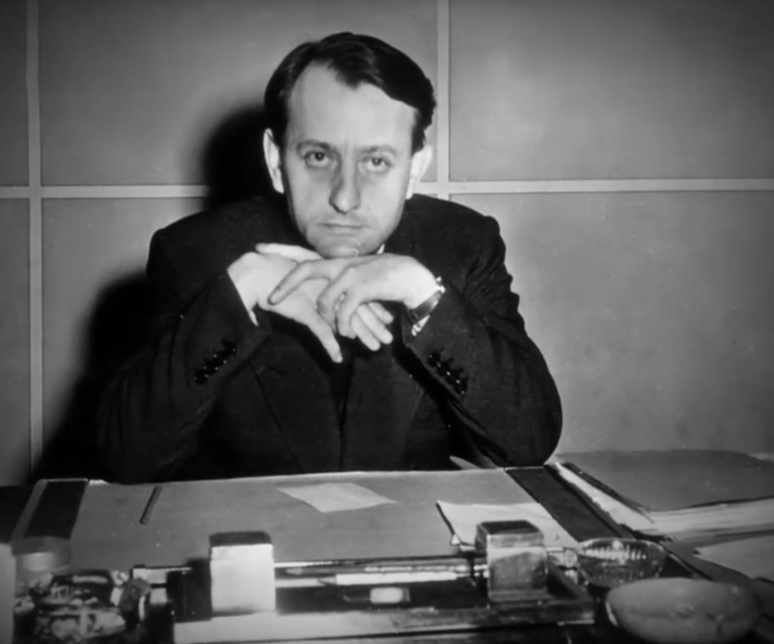 Entre écrivain et ministre sous le général De Gaulle, la légende Malraux s'inscrit dans le sillage d'un engagement intellectuel sans faille / (c) Arte