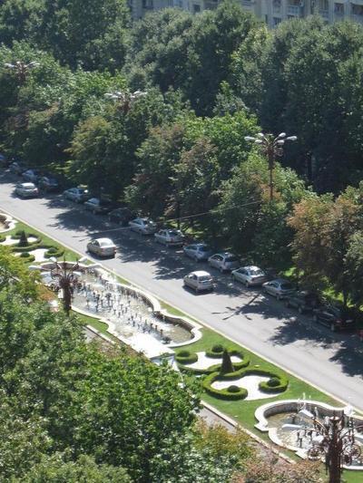 Centre de Bucarest (c) Adriana Trifan