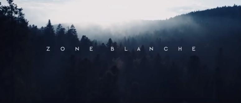 Zone Blanche ouverture © Netflix