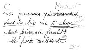 le Projet Voltaire, serait la réponse miracle aux difficultés orthographiques rencontrées au quotidien. François Louvel. Wikimedia Commons.