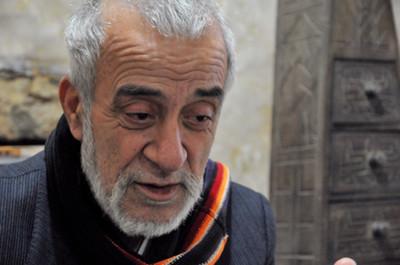 Paul Sleiman. Photo (C) Ibrahim Chalhoub