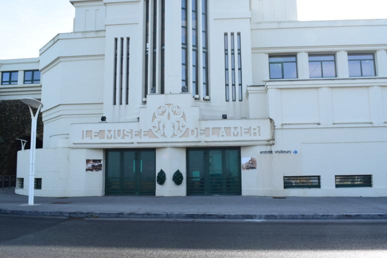 Musée de la mer et aquarium de Biarritz © Fanny Jacob
