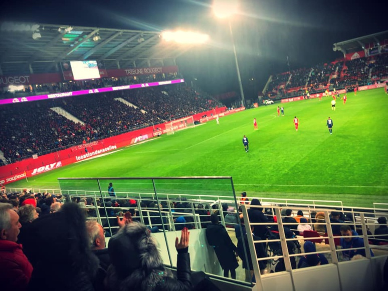 DFCO-PSG Stade Gaston-Gérard (c) Kabes Salahddin