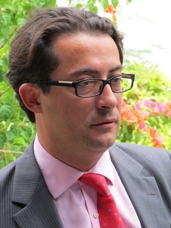 Le préfet de Mayotte, Thomas Degos (c) Service de communication interministérielle, Préfecture de Mayotte