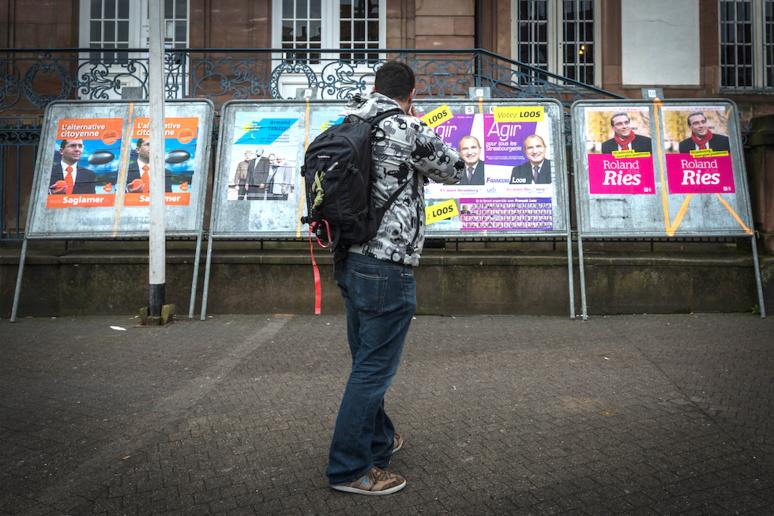 Rares étaient les candidates au poste de Maire en 2014. Photo : © Claude Truong-Ngoc / Wikimedia Commons – Strasbourg.