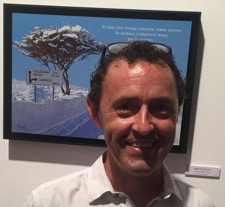 Jean Louis Maskali. (C) IFD