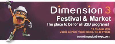 Festival Dimension 3 2012