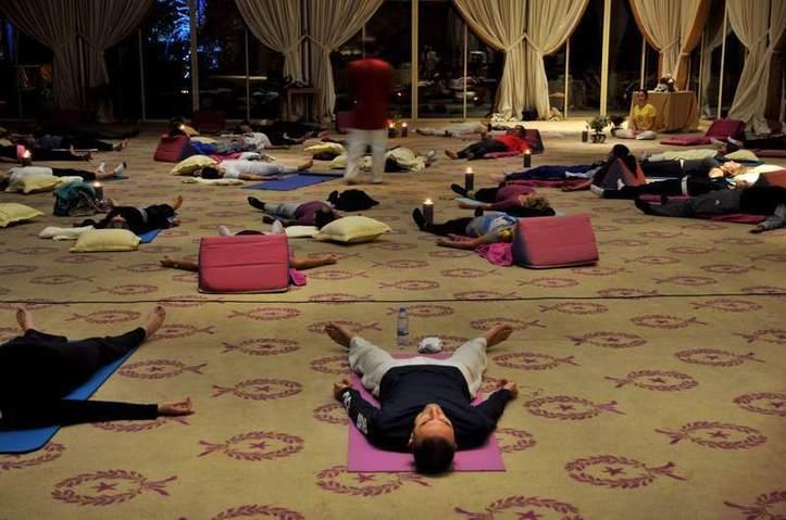 Relaxation. Photo (C) Ibrahim Chalhoub