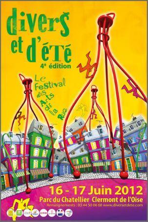 Festival Divers et d'été 2012