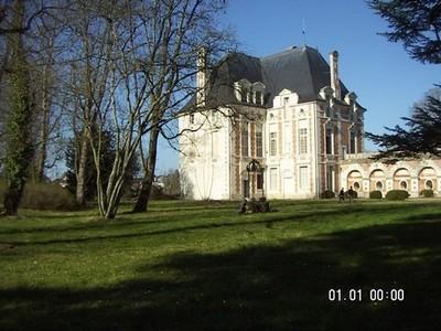 Château de Selles sur Cher (c) Colette Dehalle