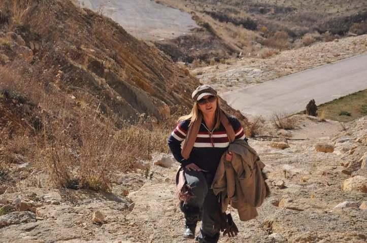 Vers le sommet! Photo (C) Ibrahim Chalhoub