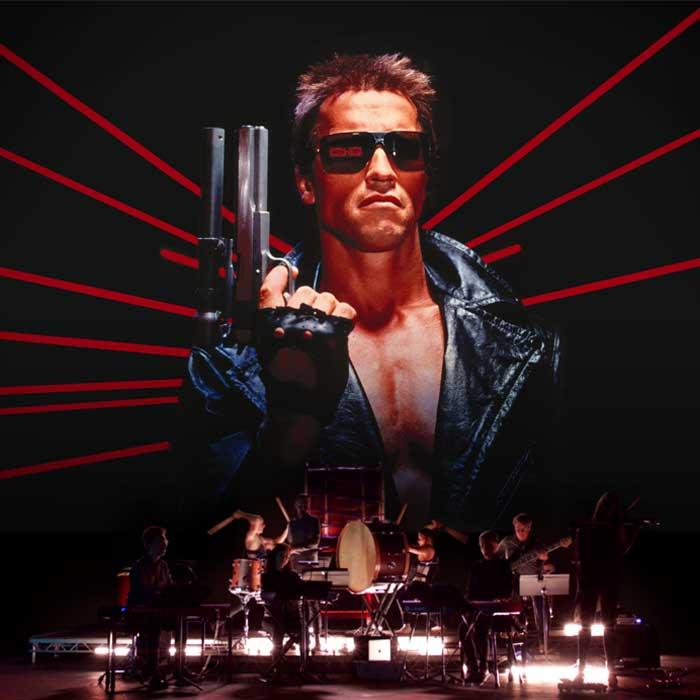 Terminator en ciné concert !