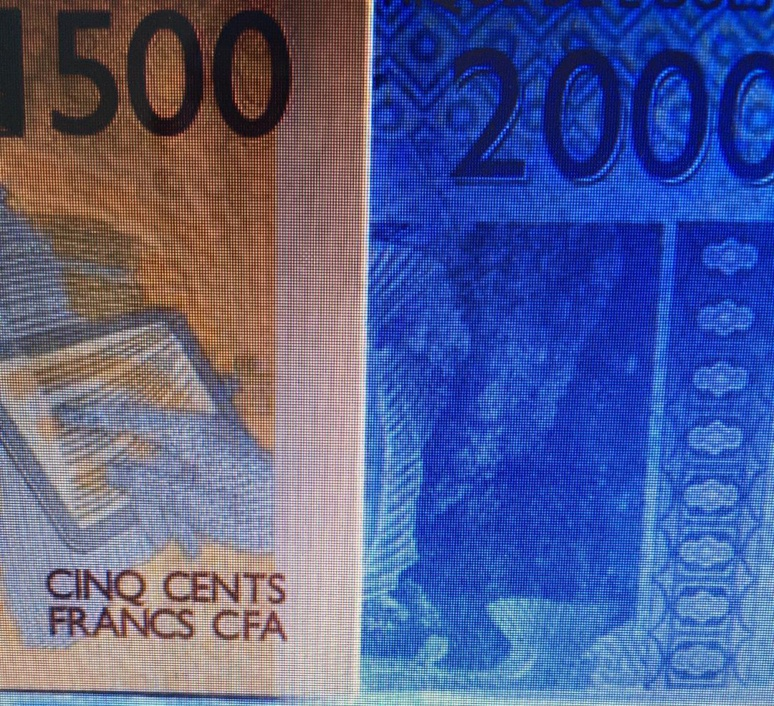 Un aperçu du Franc CFA. (C) Okaigne Henri