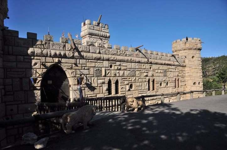Palais et musée! Photo (C) Ibrahim Chalhoub
