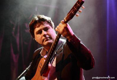 Stéphane Lemieux, responsable au RMMM est lui-même musicien. Photo courtoisie.