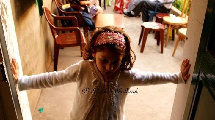 Je ne veux pas! Photo (C) Ibrahim Chalhoub