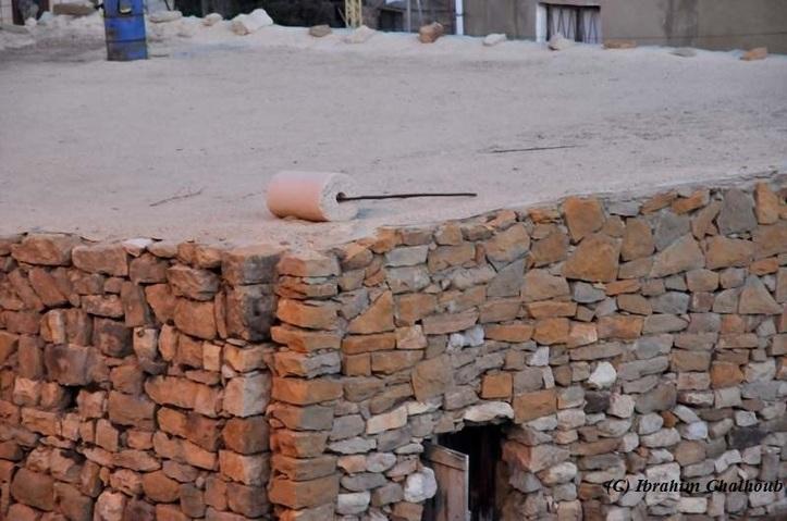 Béton et pierres! Photo (C) Ibrahim Chalhoub