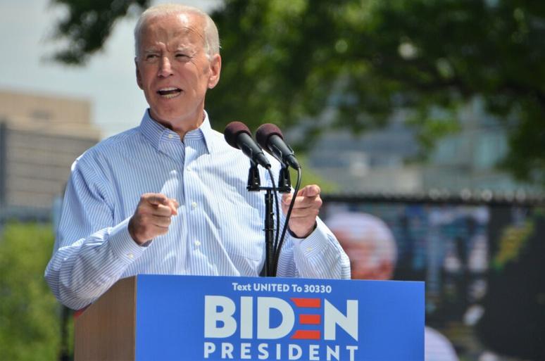 Une nouvelle fois, les présidentielles américaines sont secouées par une affaire d'ingérence. D.Trump est en effet accusé d'avoir demandé à son homologue ukrainien de mener une enquête sur son concurrent principal de 2020 à savoir Joe Biden. (c) Flickr Michael Stokes