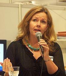 Cecilia Wikström. Photo (c) Vogler