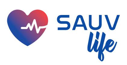 Logo de l'application Sauv life Crédit photo: Capture d'écran Sauv life