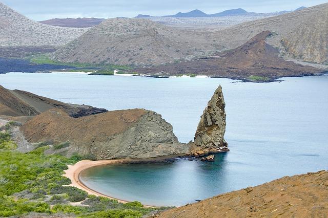 Ile des Galapagos, province de l'Equateur (c) Pixabay