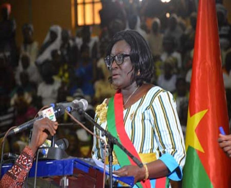 Sur  les 170 partis politiques au Burkina, seulement 5 sont dirigés par des femmes.(c) Assemblé nationale