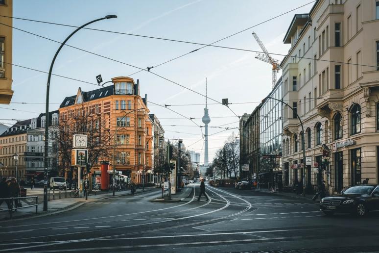 Ville de Berlin, capitale européenne urbanisée à partir de 1862. (c)Pixabay License