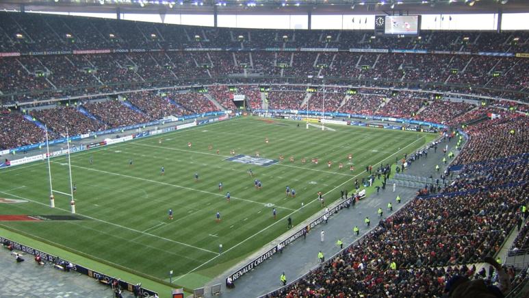 La rencontre s'est déroulée au Stade de France - (c) Roman.b Wikipedia