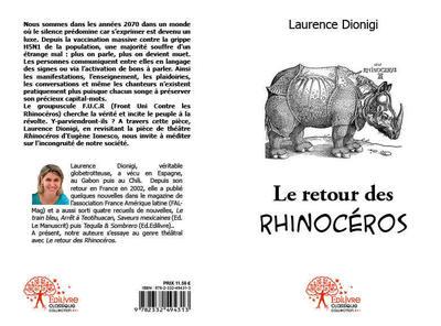 Le Salon du livre de Nice 2012: Laurence Dionigi