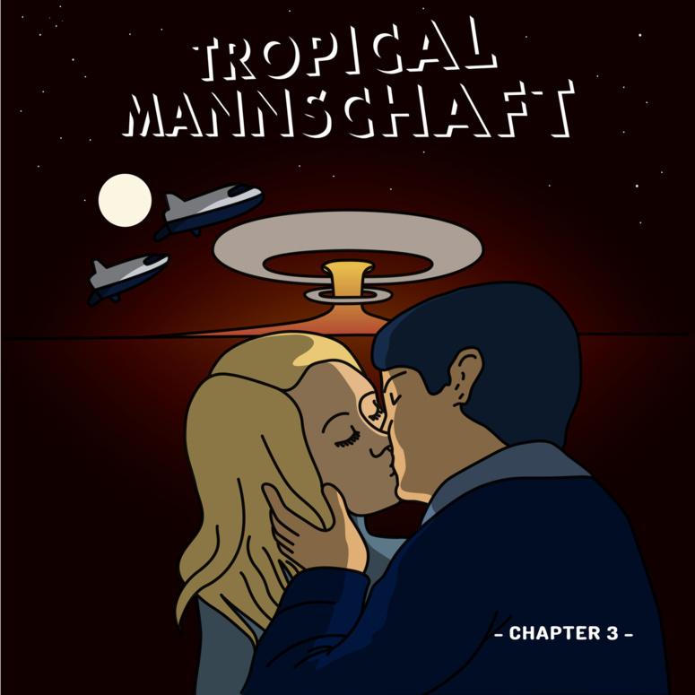 Tropical Mannschaft au sommet de la pop avec son Chapter 3
