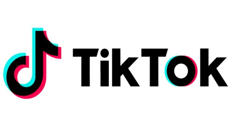 Le logo de Tik Tok sur lequel se déroule le Skull Breaker Challenge © Tik Tok