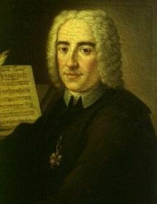 Cliquez sur l'image pour télécharger les oeuvres de Scarlatti sur amazon