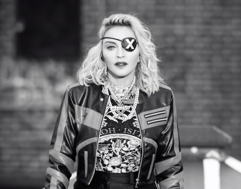 Madonna au Grand Rex (c) WikimediaCommons