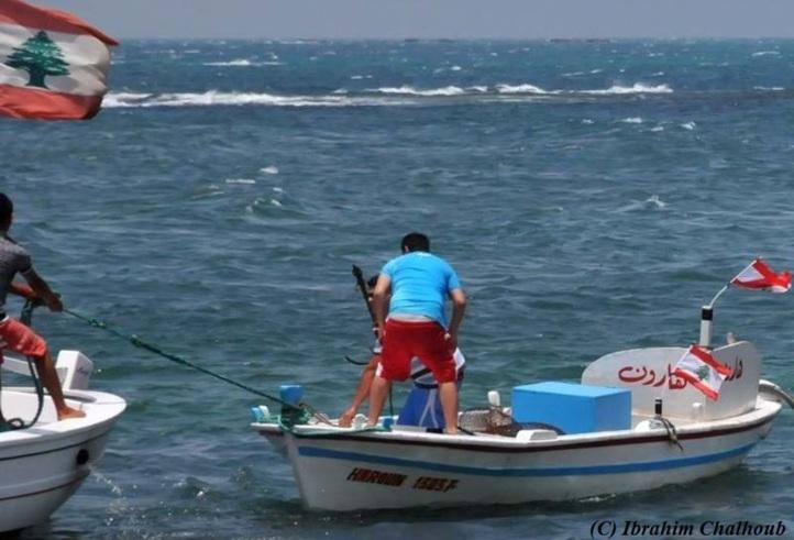 Sauvetage réussi! Photo (C) Ibrahim Chalhoub