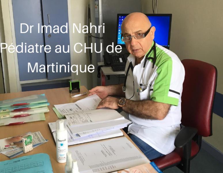 D'après le docteur Nahri, le NCG présente un grand risque de dégénérescence en mélanome, un des cancers les plus mortels chez l'enfant. (c) Nouria Anseur.