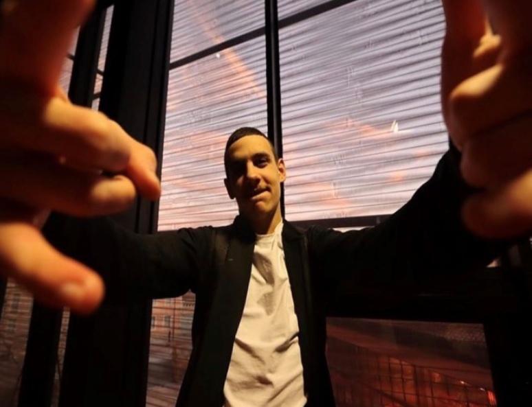 Adnane Lakhfif (C) 24h Lakhfif, Instagram