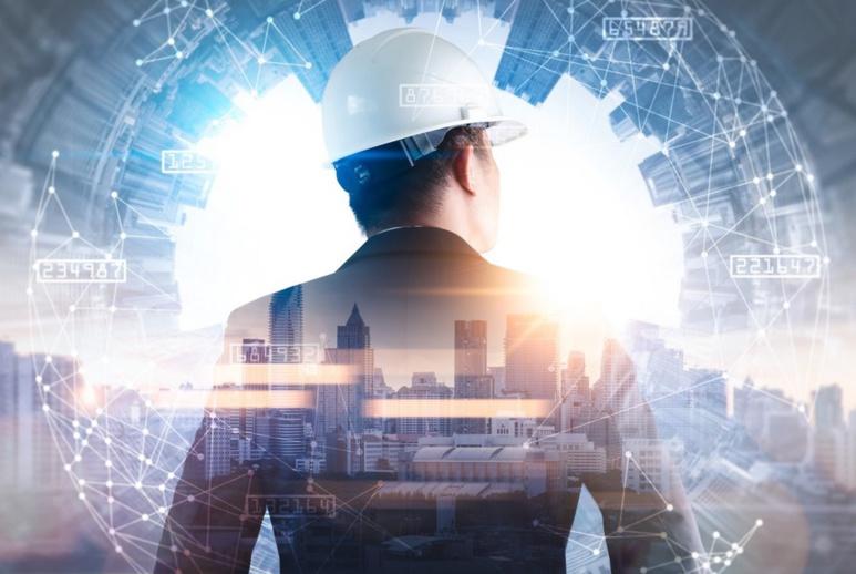 Le relevé de bâtiment 3D ou la transition numérique © AS - SCANha