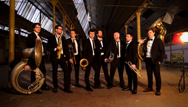 Big Funk Brass revient le 30 avril avec l'album Higher