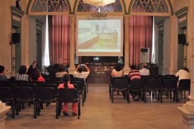 Château dans le palais! Photo (C) Ibrahim Chalhoub