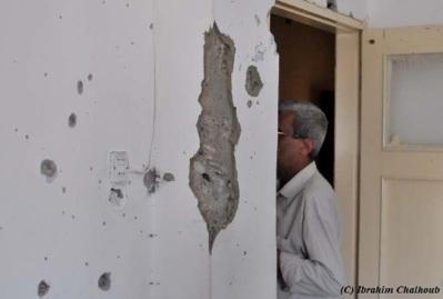 D'un mur à l'autre! Photo (C) Ibrahim Chalhoub