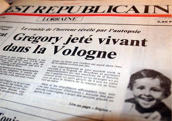 Le début de l'affaire Grégory en 1984, Paille (c), Flickr