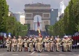 Cliquez ici pour revoir le défilé du 14 juillet 2011