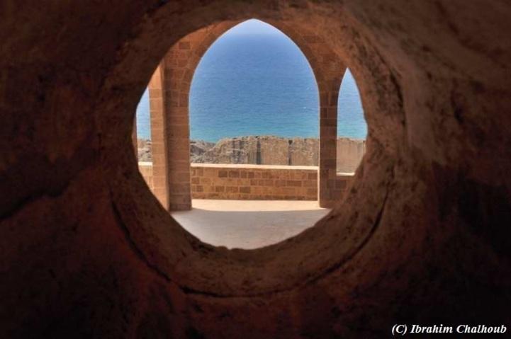 Une autre façon de voir! Photo (C) Ibrahim Chalhoub