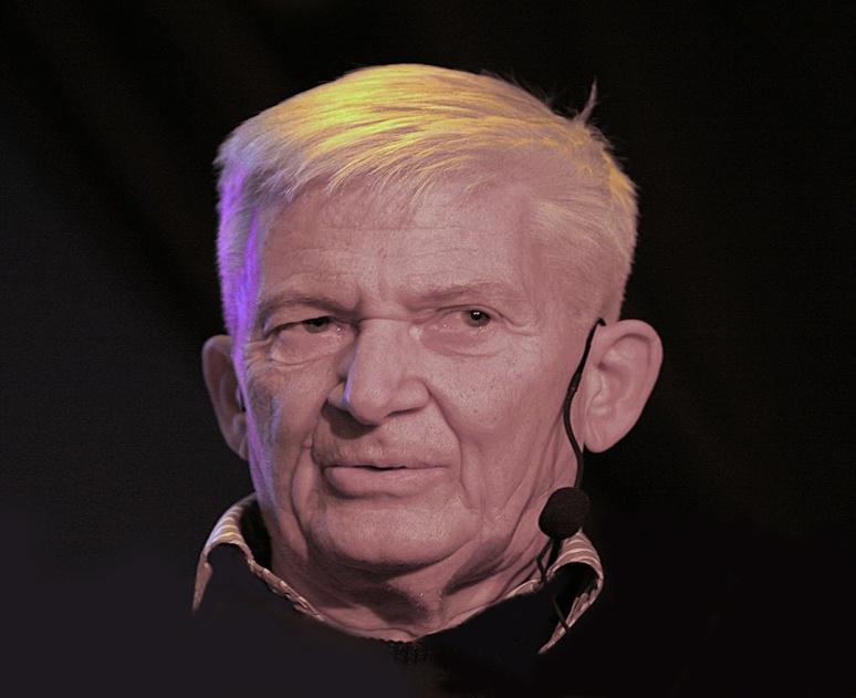 Per Olov Enquist, l'un des grands écrivains de la littérature scandinave du 20e siècle, est décédé samedi 25 avril 2020 des suites d'une longue maladie à l'âge de 85 dans la ville de Vaxholm (c) Bengt Nyman / Flickr