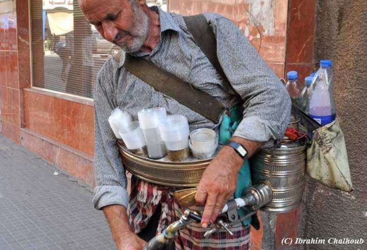 Toute une bouteille! Photo (C) Ibrahim Chalhoub